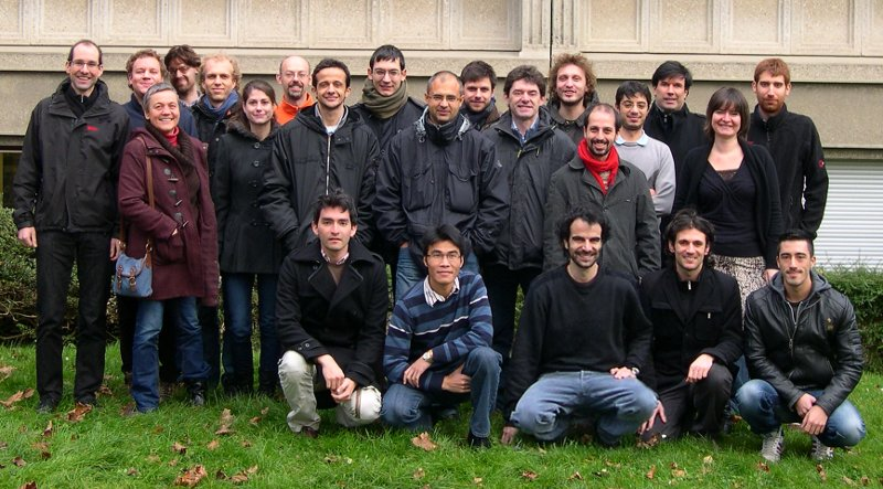 Cosmology Group Unige