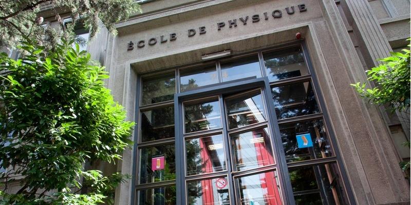 June 6, 2014 - Ecole de Physique